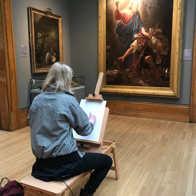 Humber Museums Partnership - Drop in Drawing