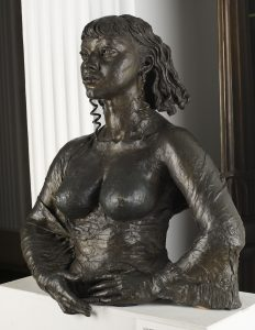 Curator's Choice – Jacob Epstein, 'Isabel', 1933, bronze