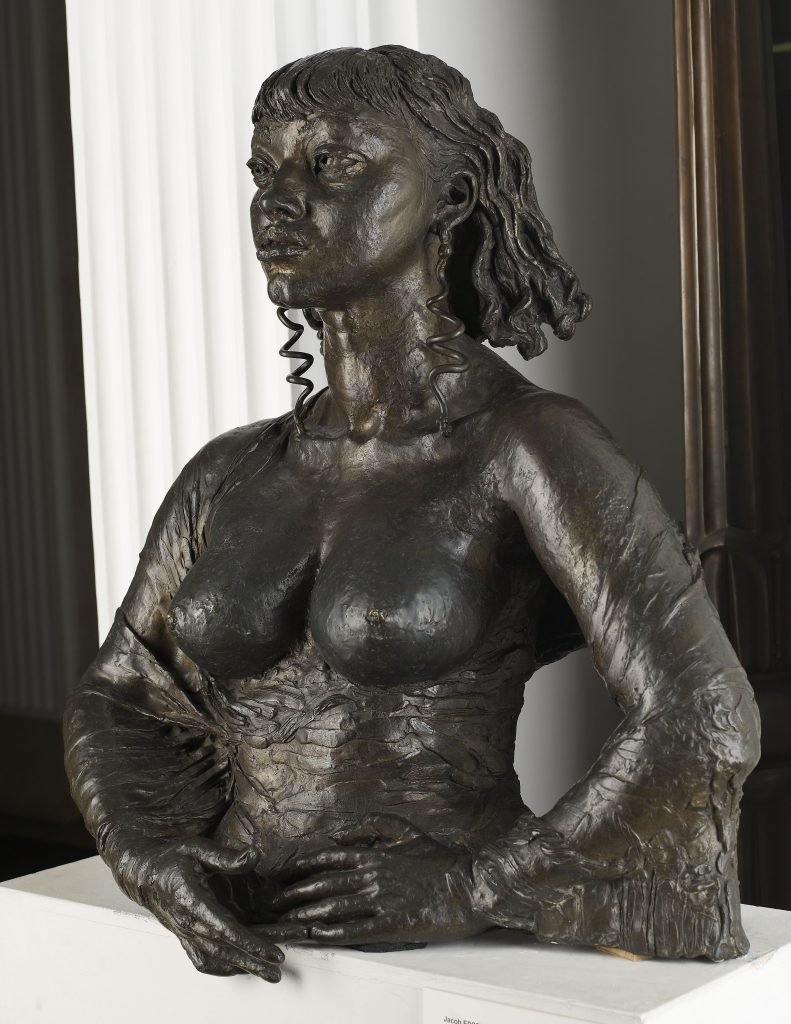 Humber Museums Partnership - Curator's Choice – Jacob Epstein, 'Isabel', 1933, bronze