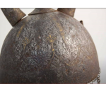 VIDEO: Exploring Islamic Art - helmets