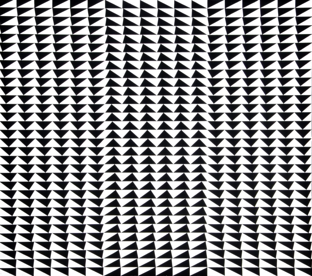 Humber Museums Partnership - Curator's Choice – Around by Bridget Riley