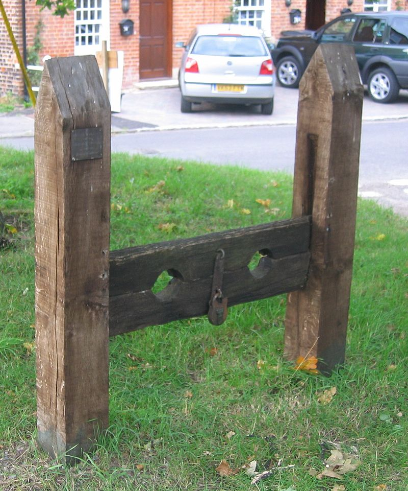 Stocks - Keevil, Wiltshire