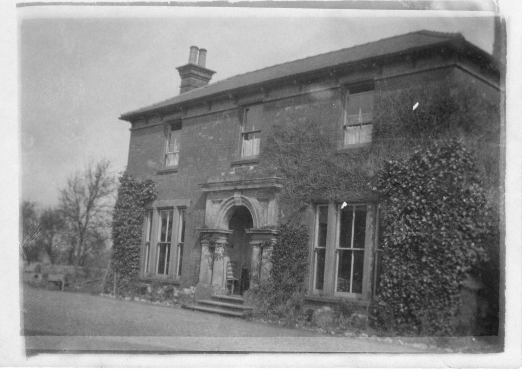 Ethel Rudkin's house Rose Cottage, Willoughton