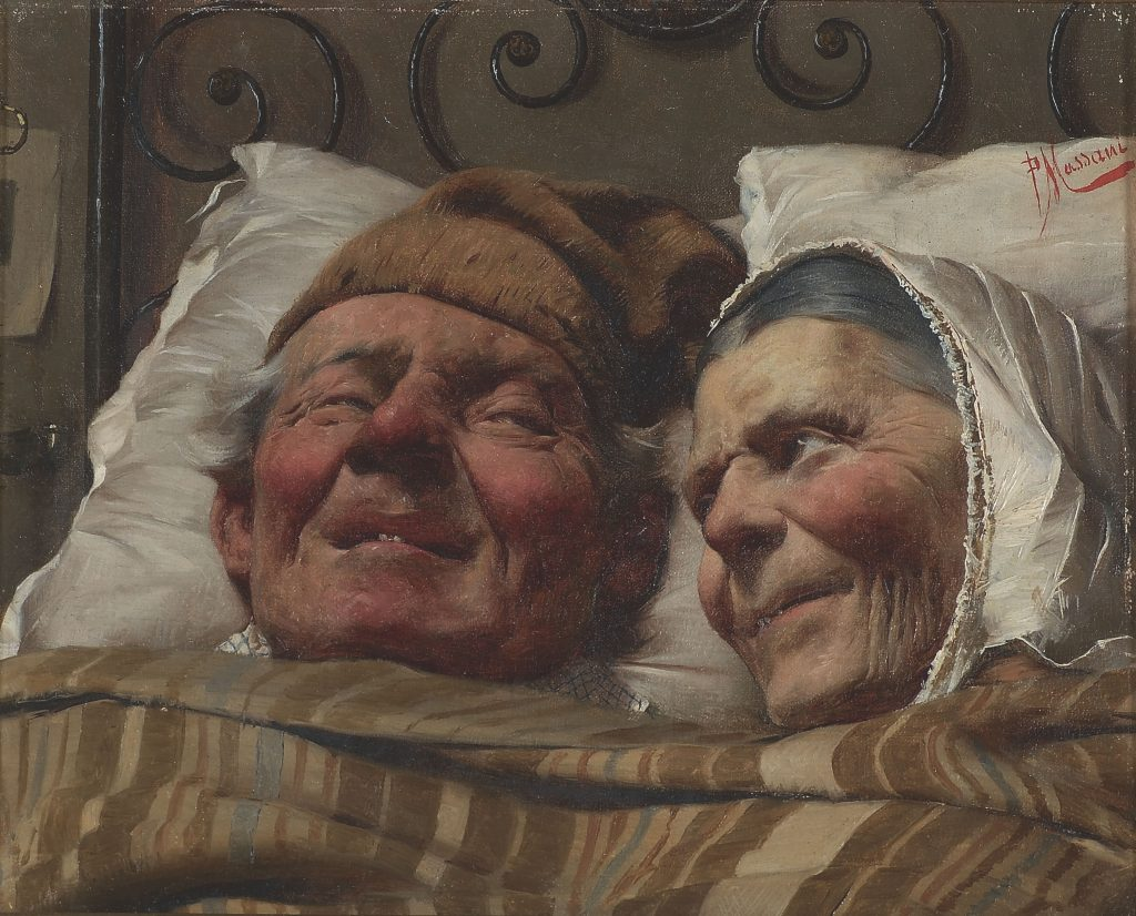 Humber Museums Partnership - Curator's Choice – The Golden Wedding by Pompeo Massani, c.1900