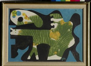 Curator's Choice – The Archer, 1966, by Eileen Agar