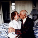 Curator's Choice - My Parents Kissing... by Nan Goldin