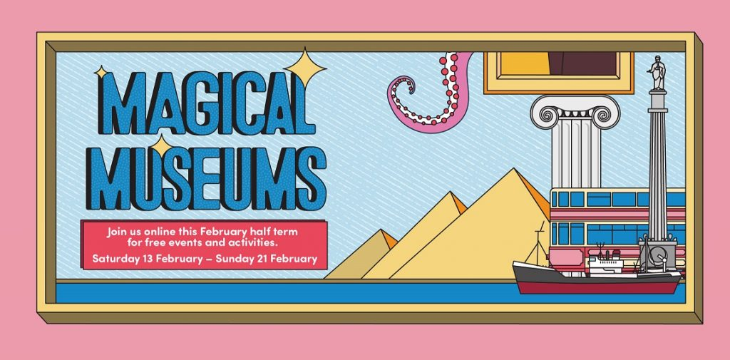 Humber Museums Partnership - Magical Museums Half Term Fun!