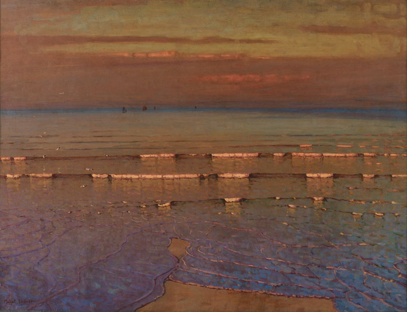 Humber Museums Partnership - Monet in Mind – Moffat Peter Lindner