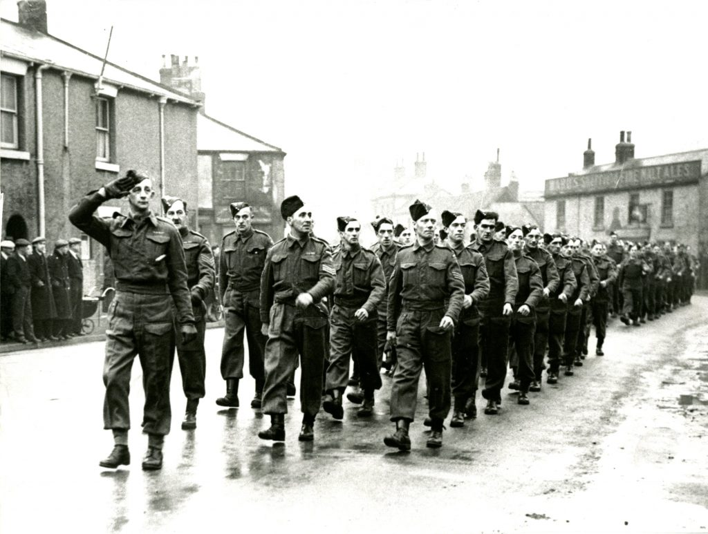 Humber Museums Partnership - North Lincolnshire Home Guard