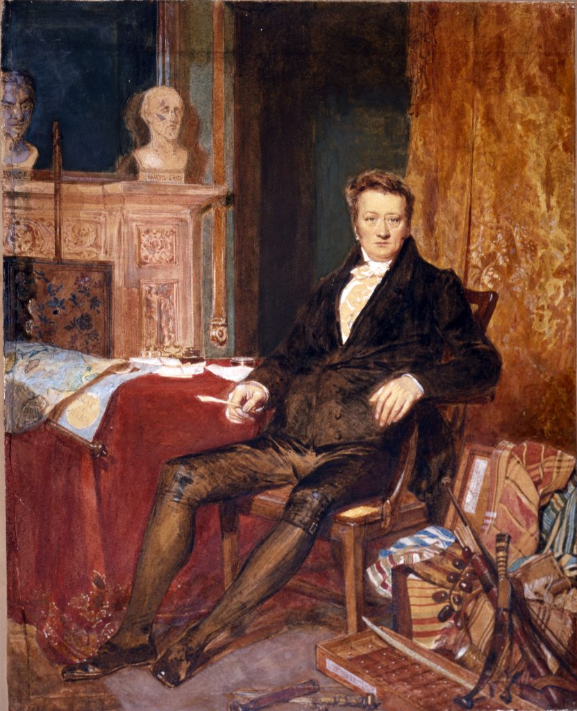 Humber Museums Partnership - Curator's Choice – Thomas Clarkson by Alfred Edward Chalon