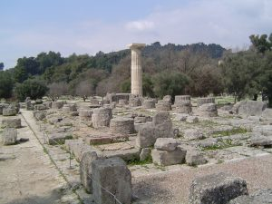776BC The First Olympics