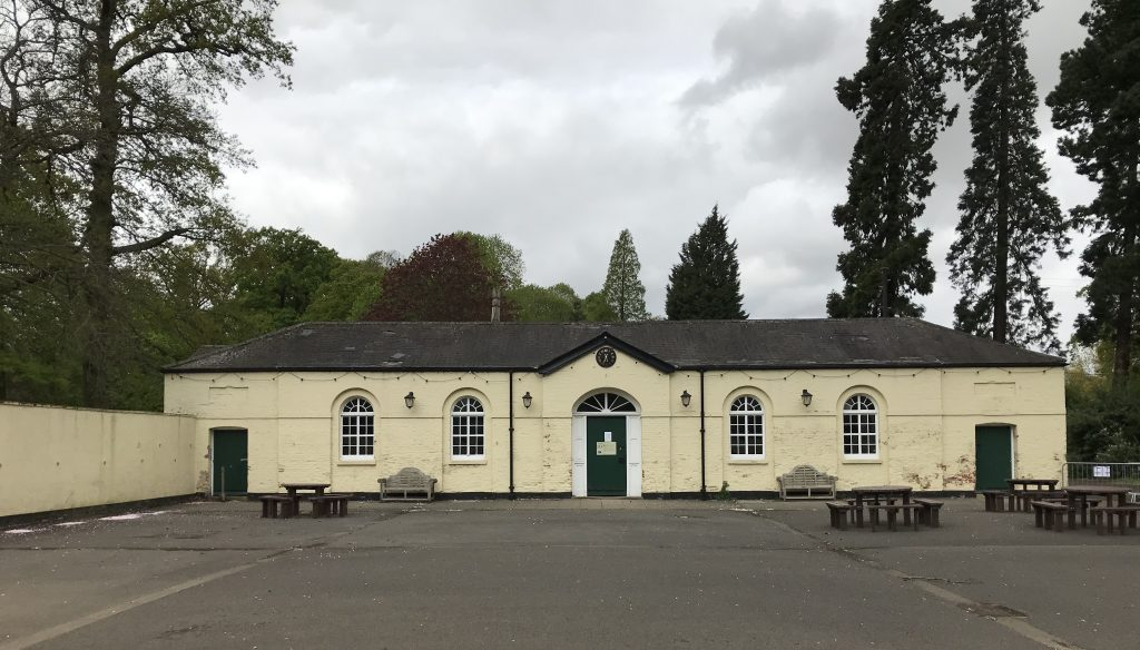 Humber Museums Partnership - 2. Normanby Hall Stable Yard: Why redevelopment?