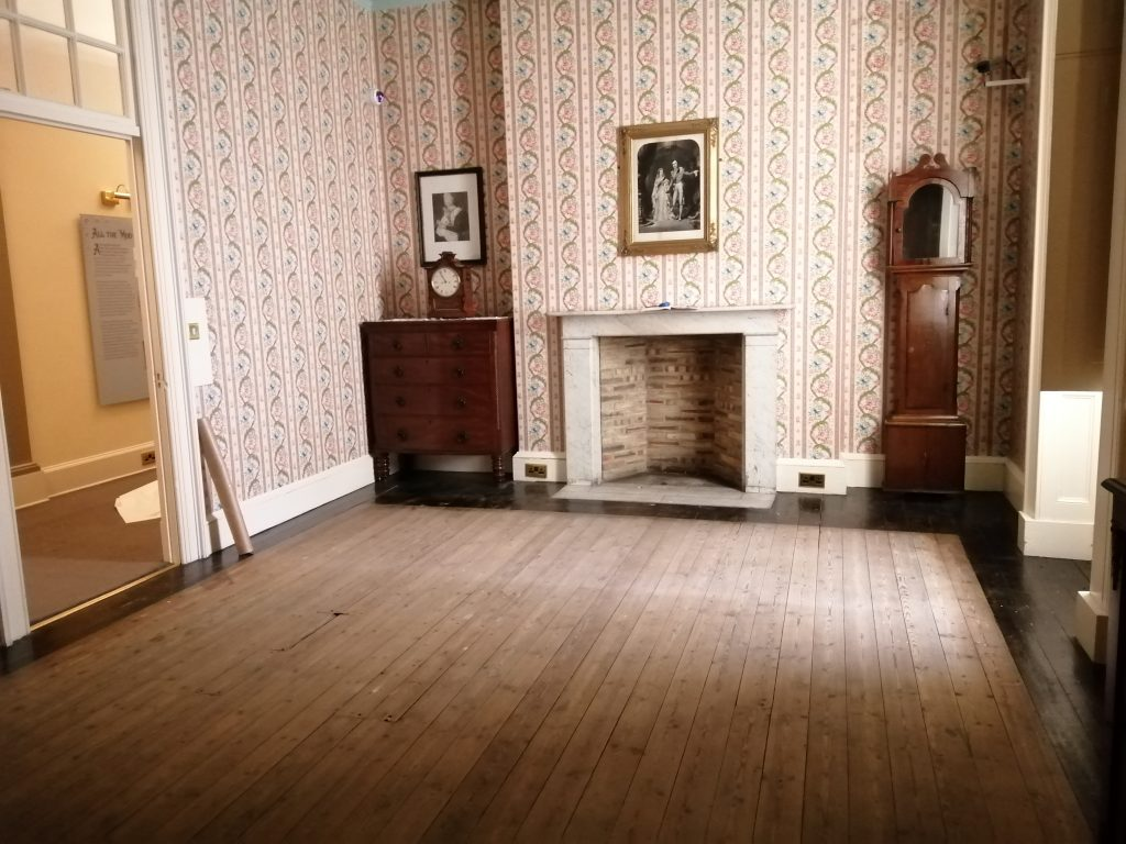 Humber Museums Partnership - Normanby Hall Regency Re-display – Ground floor part three