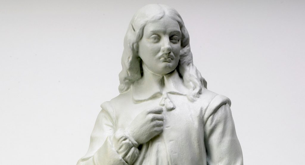Humber Museums Partnership - Guest Blog – Andrew Marvell Statuette