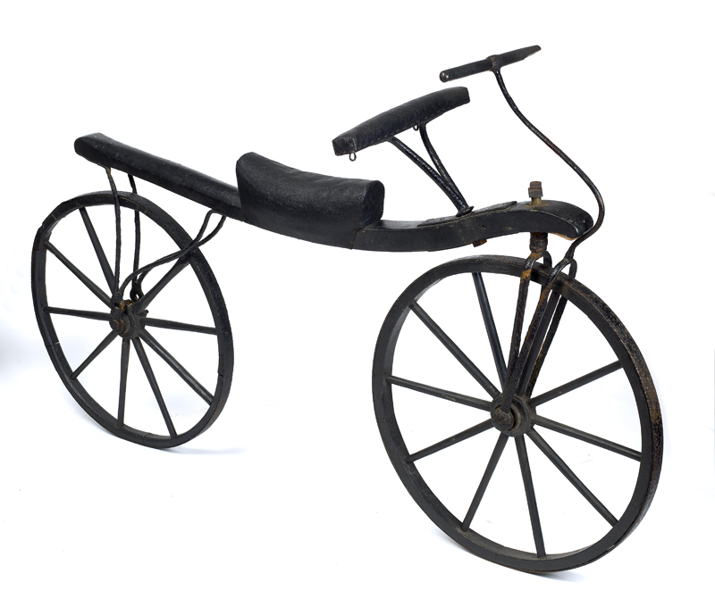 Humber Museums Partnership - Curator's Choice – Early Bicycles