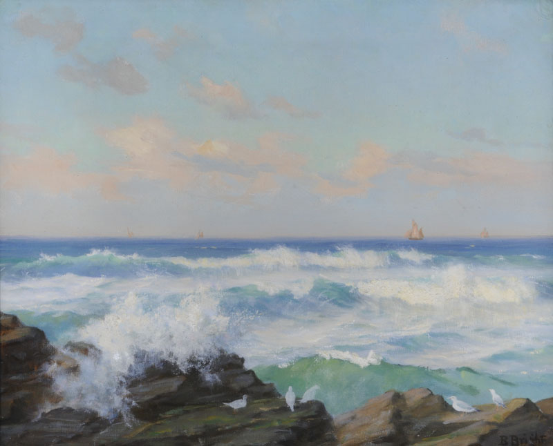 Humber Museums Partnership - Monet in Mind – Beatrice Bright