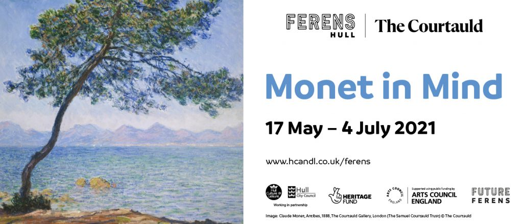 Humber Museums Partnership - Monet in Mind