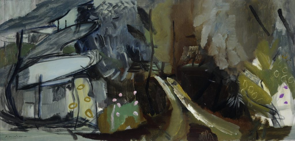 Humber Museums Partnership - Curator's Choice – Ivon Hitchens, The Path Between Waters, 1937